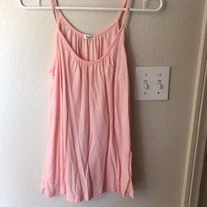 Light pink Splendid tank top.